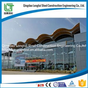 Steel Prefab Buildings for 4s Shop pictures & photos