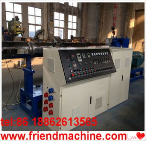 Sj Series Single Screw PVC Plastic Extruder pictures & photos