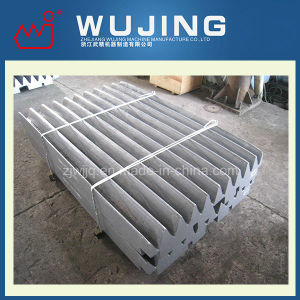 High Manganese Steel Jaw Crusher Liner Plate Made in China