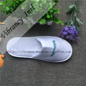 Professional Hotel Amenities Guest Amenities Disposable Slippers Factory & Excellent Hotel Slipper pictures & photos