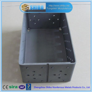 Factory Direct Supply High Purity 99.95% Molybdenum Boat with Competitive Price pictures & photos