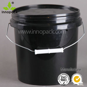 Black Recyclable Pail pictures & photos