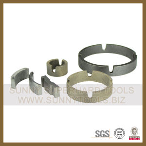 High Performance Core Drill Diamond Segment pictures & photos