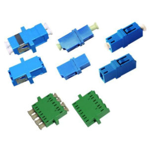 LC Optical Fiber Optic Adapter Simplex Duplex Upc and APC Type pictures & photos