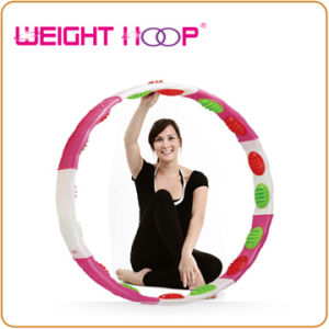 Weight Hoop- Magentic Fitness Hula Hoop (WH-025)