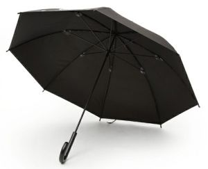 Black High Quality Golf Umbrella (BR-ST-72) pictures & photos