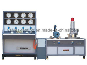 Set Pressure Safety Valves Testing Machine for Oil Refining Industry pictures & photos