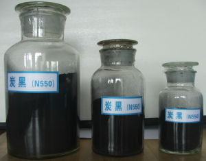Hot Ssle High Quality N660 Carbon Black Granule pictures & photos