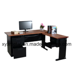 High Tech Luxury Executive Steel Computer Office Directior Desk pictures & photos
