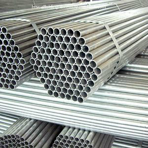 Galvanized Steel Pipe for Construction Equipment pictures & photos