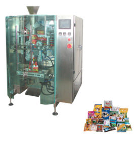 Classic Auto Filling Forming Sealing Packing Machine (VFS5000F) pictures & photos