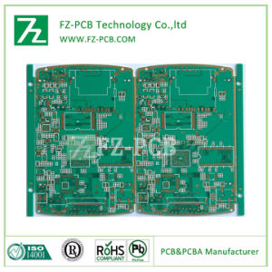 Multilayer 4 Layer Immersion Gold Rigid PCB