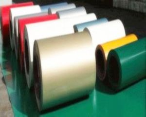 Color Coated Aluminum Coil for Roof / Ceiling