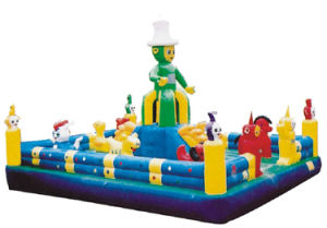 Inflatable Bounces (HPD9908) pictures & photos