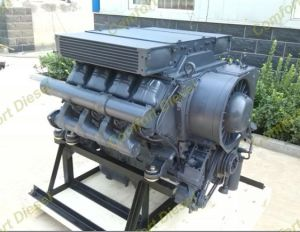 Deutz F8l413fw Diesel Engine. Low Pollution Engine!