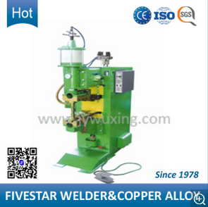 High Performance AC Pneumatic Type Projection Welding Machine pictures & photos