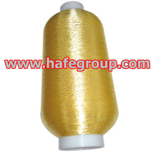 Pure Gold Metallic Yarn (MS-Type) pictures & photos