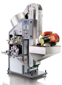 Full Automatic Bottle Cap Hot Foil Stamping Machine (TAR-02(TOP))