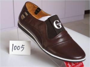 Leather Shoes (1005-1)