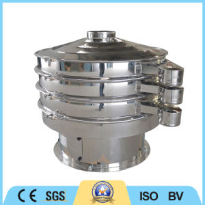 Stainless Steel Circular Round Vibrating Sieve for Powder and Granules pictures & photos