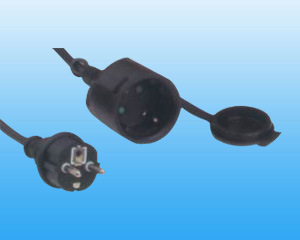 Germany Type Non-Rewireable Walter Proof Power Cord (SY11-SYCZ01)