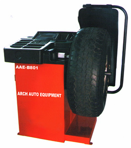 Ce High Quality Truck Tyre Wheel Balancer (AAE-B801) pictures & photos