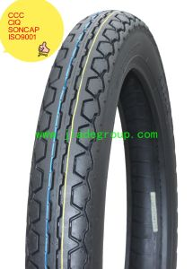 Motorcycle Tire 3.00-18, Specialized in This Line for 11 Years