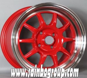 Aluminum Material and 4, 5, 6, 8 Hole Alloy Wheel in China pictures & photos