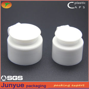 Cleaning Solution Washing Liquid Roundness Plastic Bottle Flip Top Cap, Lid, Cover