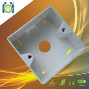 80*80*40mm RJ45 Faceplate Back Box