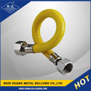 Yangbo 2016 Hot Sale Flexible Natural Gas Pipe pictures & photos