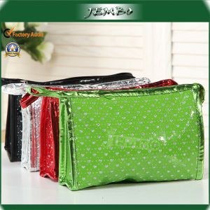 Popular Cheap Zipper Colorful Household Cosmetic Bag pictures & photos