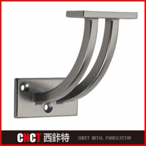 Precision Custom Metal Square Pipe Mounting Bracket pictures & photos