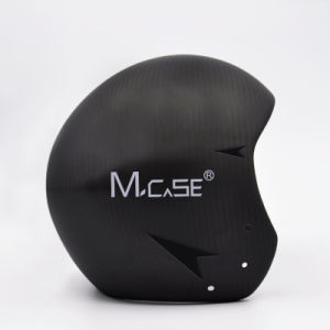 OEM Custom Model Carbon Fiber Motorcycle Helmets pictures & photos