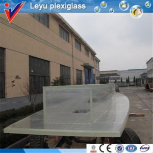 UV Resistance Perspex Transparent Acrylic Aquarium Tunnel Price
