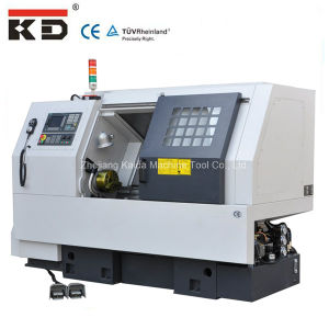 Precision Slant Bed CNC Lathe Machine Kdck-20A pictures & photos
