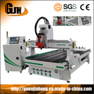 Syntec, Hiwin, Yaskawa, Hsd, Linear Type Atc CNC Router pictures & photos