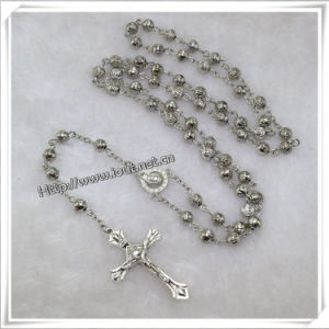 Religious Alloy Beads Rosary, Hight-Quality Beads Rosaries (IO-cr337) pictures & photos