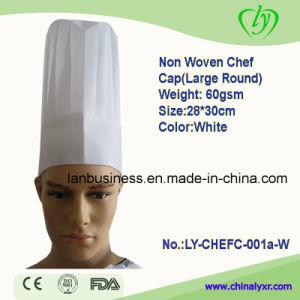 Non Woven Chef Cap (Large Round)