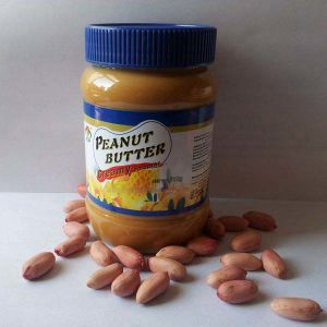 510g Plastic Bottle Creamy Peanut Butter with Competitive Price