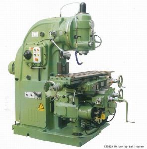 Vertical Swivel Table Milling Machine (X5032 X5032B)
