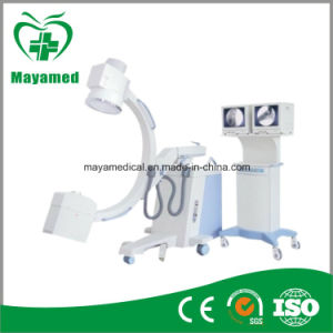 My-D034 Factory Price High Frequency Mobile X-ray C-Arm System X Ray Equipment pictures & photos