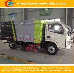 Dongfeng Sanitation Road Sweeper Suction Truck pictures & photos