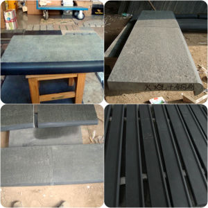 Basalt Stone for Swimming Pool Coping
