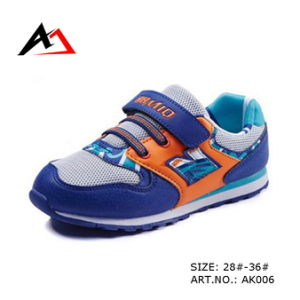 Sneaker Shoes Children Walking Footwear Factory Cheap Price (AK006) pictures & photos