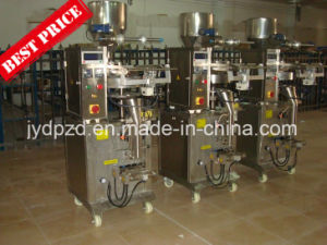 Low Price Small Type Vertical Packing Machine for Chocolate Sachet