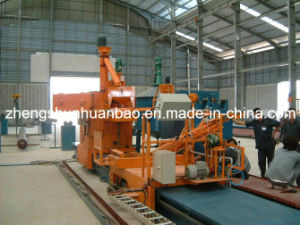 Horizontal GRP FRP Tank/Vessel Filament Winding Making Machine