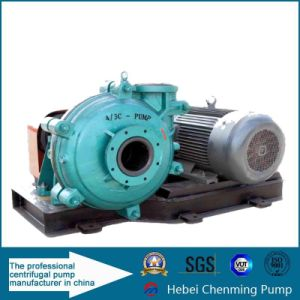 Electrical Industrial Sand River Gravel Suctin Slurry Pump Machine