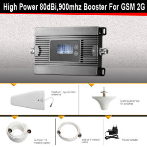 85dBi 900MHz Mobile Signal Booster GSM 2g Cell Phone Signal Power Amplifier pictures & photos