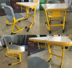 Preschool Education Study and Party Table and Chair for Children (SF-132F) pictures & photos